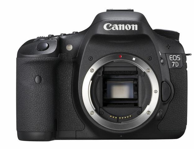 Canon EOS 7D - body