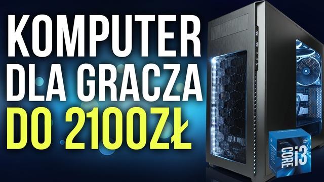 Zestaw komputerowy do 2100zł