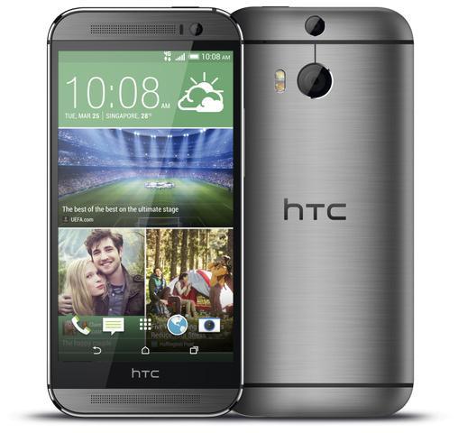 HTC ONE M8 vs SONY Xperia Z2