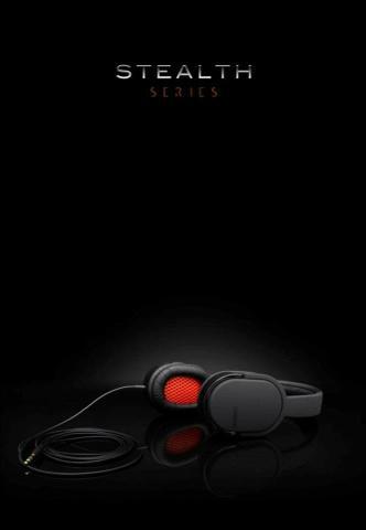 Stealth Series słuchawki