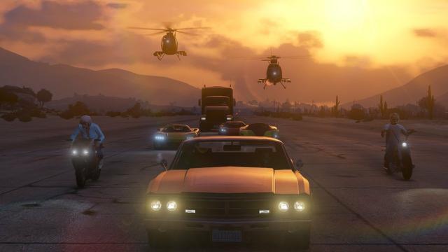 GTA: Online