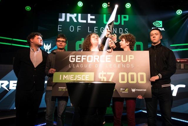 zwyciezcy geforce cup