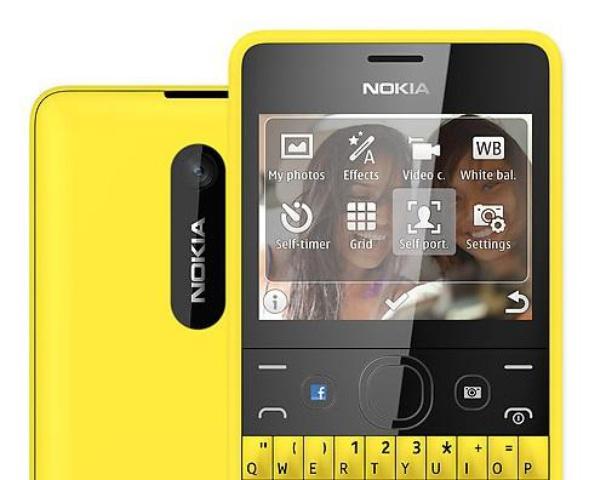 Nokia Asha 210 fot6