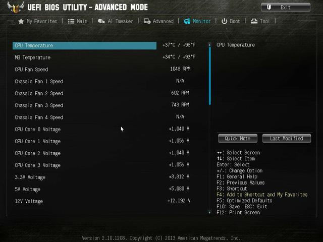 Asus Vanguard B85 bios4