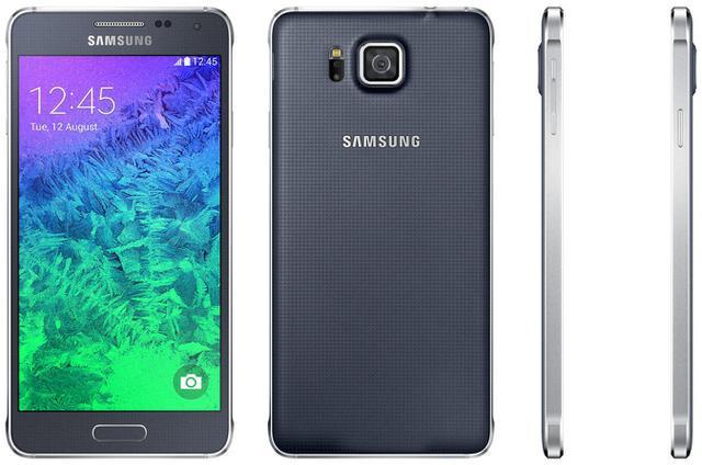 Galaxy Alpha Samsung