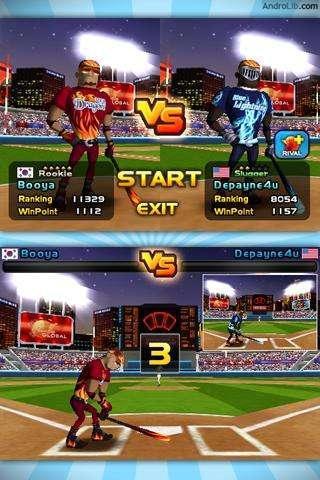 Home Run Battle 3D