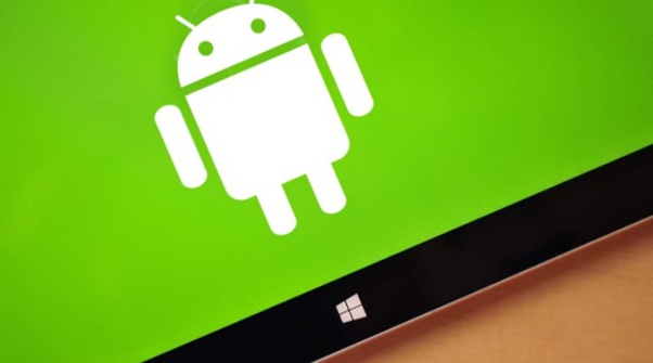 Windows Mobile 10 i Android
