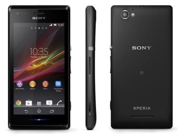 Sony Xperia M fot6