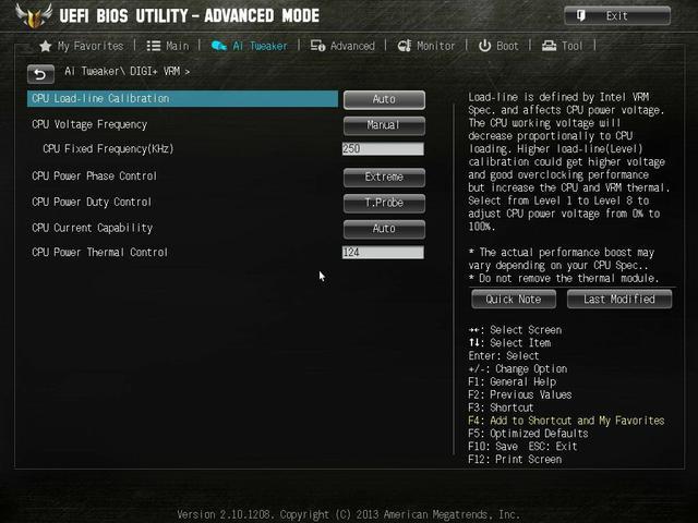 Asus Vanguard B85 bios1