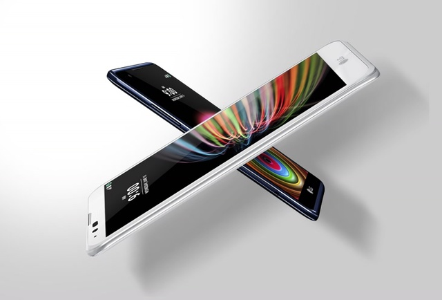 LG X Line front