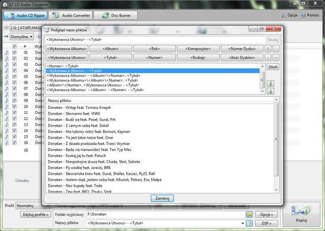 EZ CD Audio Converter 1
