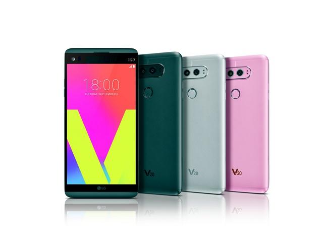 LG V20 #3