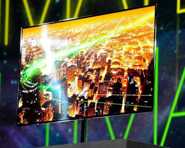 Super OLED TV
