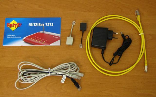 Fritz Box 7272 fot2