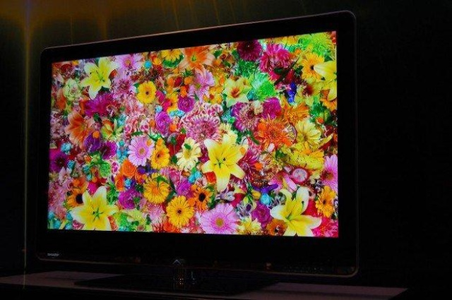 Sharp QuadPixel LED
