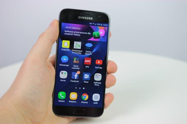 Samsung Galaxy S7 i S7Edge - Wyświetlacz Always-on
