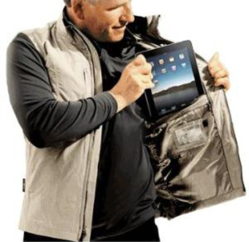 iPad kieszen