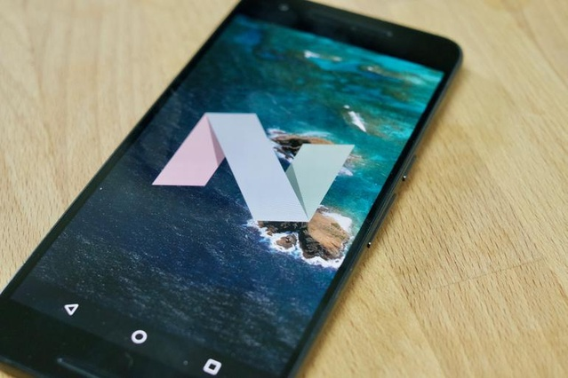 android nougat #2