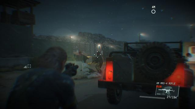 Metal Gear Solid V: Ground Zeroes 4