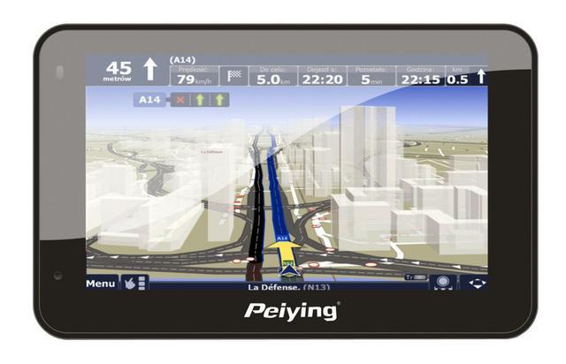 Peiying PY-GPS5005+