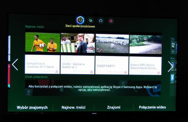 Samsung Smart TV 46UF8000 fot3