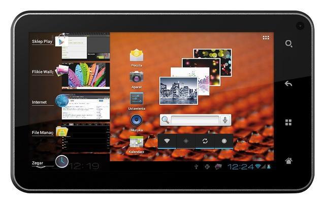 Manta tablet