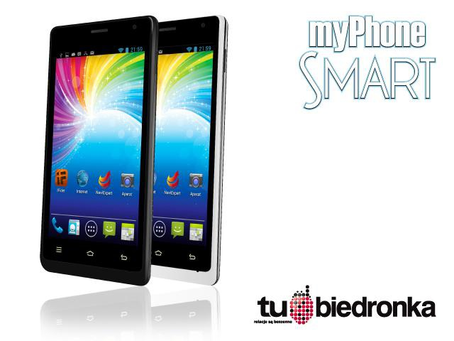 myPhone SMART