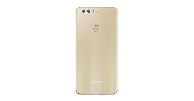 Honor 8 Złoty