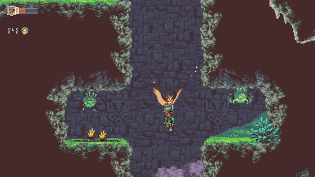 Owlboy - Dungeon