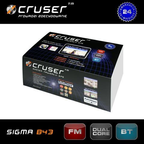 Cruser Sigma B43
