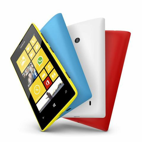 Nokia Lumia 520 fot1