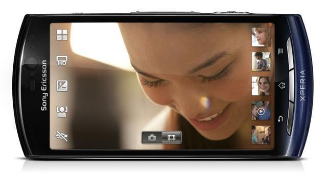 ony Ericsson Xperia Neo V