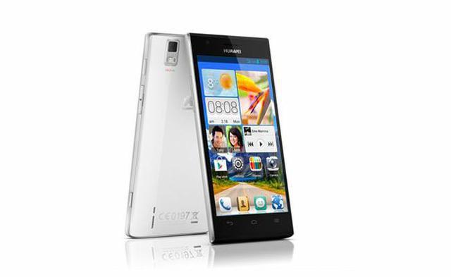 Huawei Ascend P2 fot1