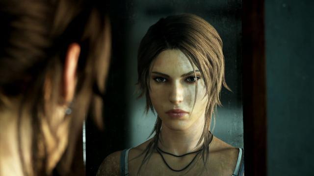 Tomb Raider Lara