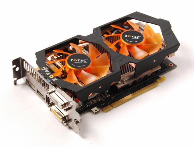 ZOTAC GeForce GTX 760 OC 2