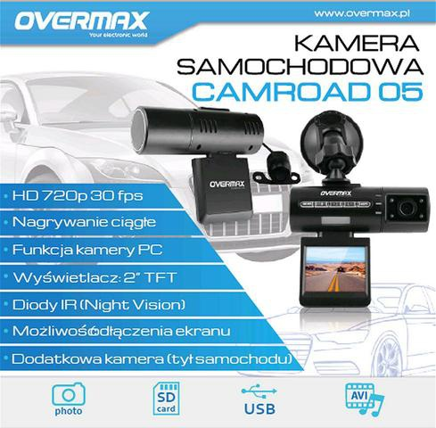 Overmax CamRoad