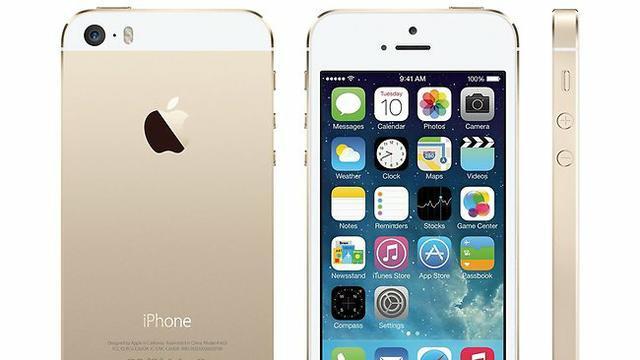 Apple iPhone 5S fot1