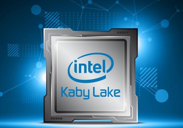 Intel i7-7700k Kaby Lake