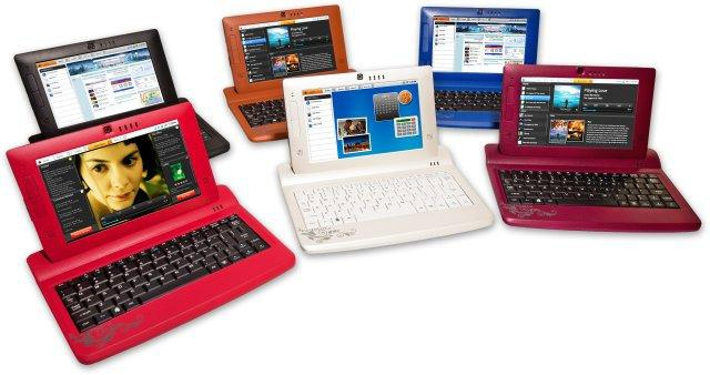 Freescale Smartbook Tablet