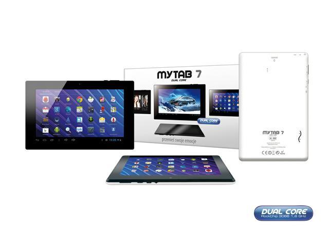 myTAB 7 DualCore 3