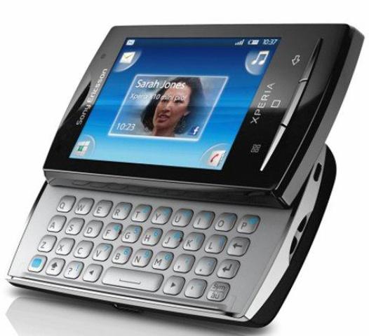 Sony Ericsson Xperia™ mini pro