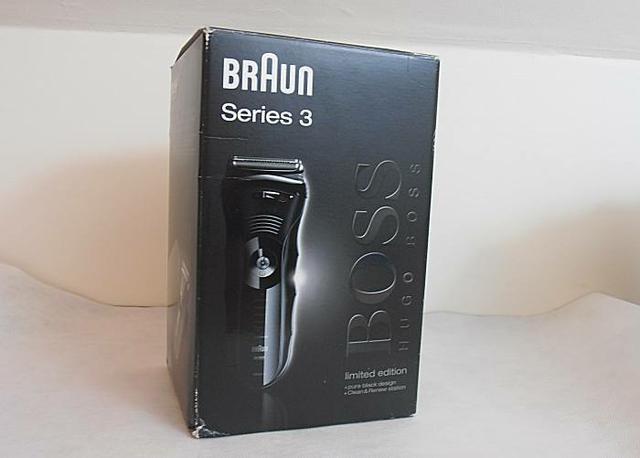 Golarka Braun Serii 3 390cc Hugo Boss Edition
