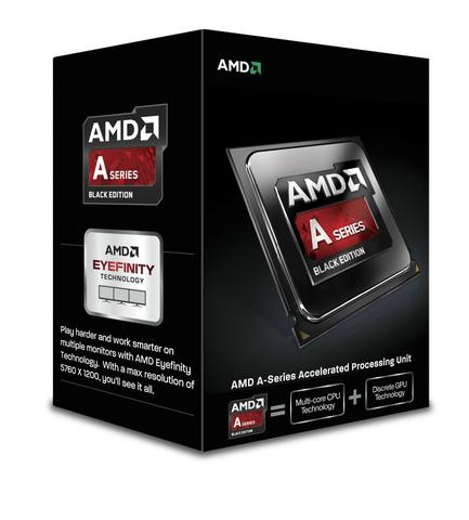 AMD A10-6700 Richland fot1