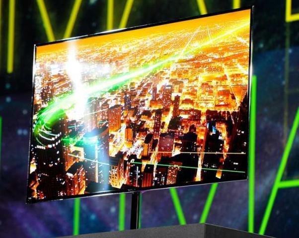 Super OLED TV