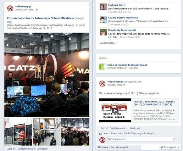 PGA 2013 fotorelacja FB