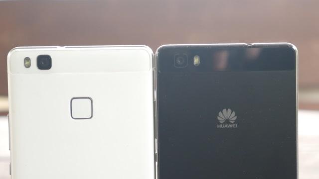 Porównanie Huawei P8 lite vs P9 lite