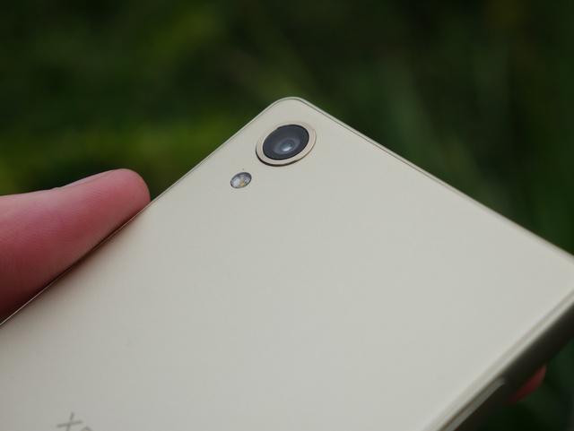 Sony Xperia X - test aparatu w smartfonie