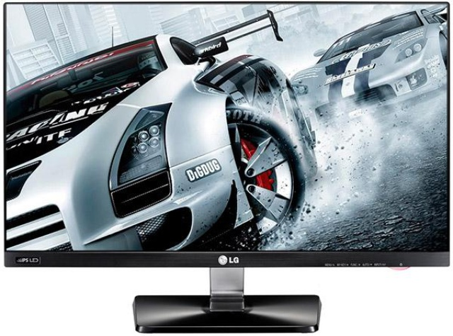 Monitor LG 27'' LED IPS277L