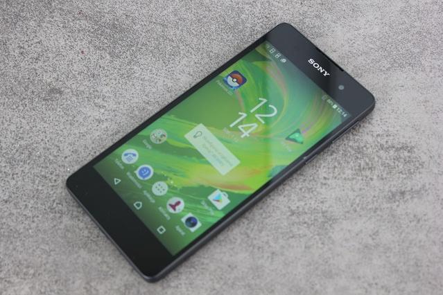 Sony Xperia E5 recenzja