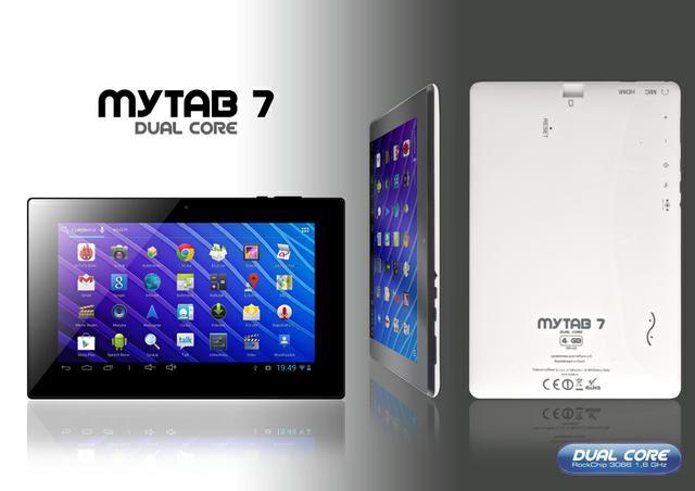 myTAB 7 DualCore